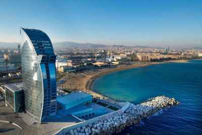 Apartments in Barcelona by the sea with a tourist rental license